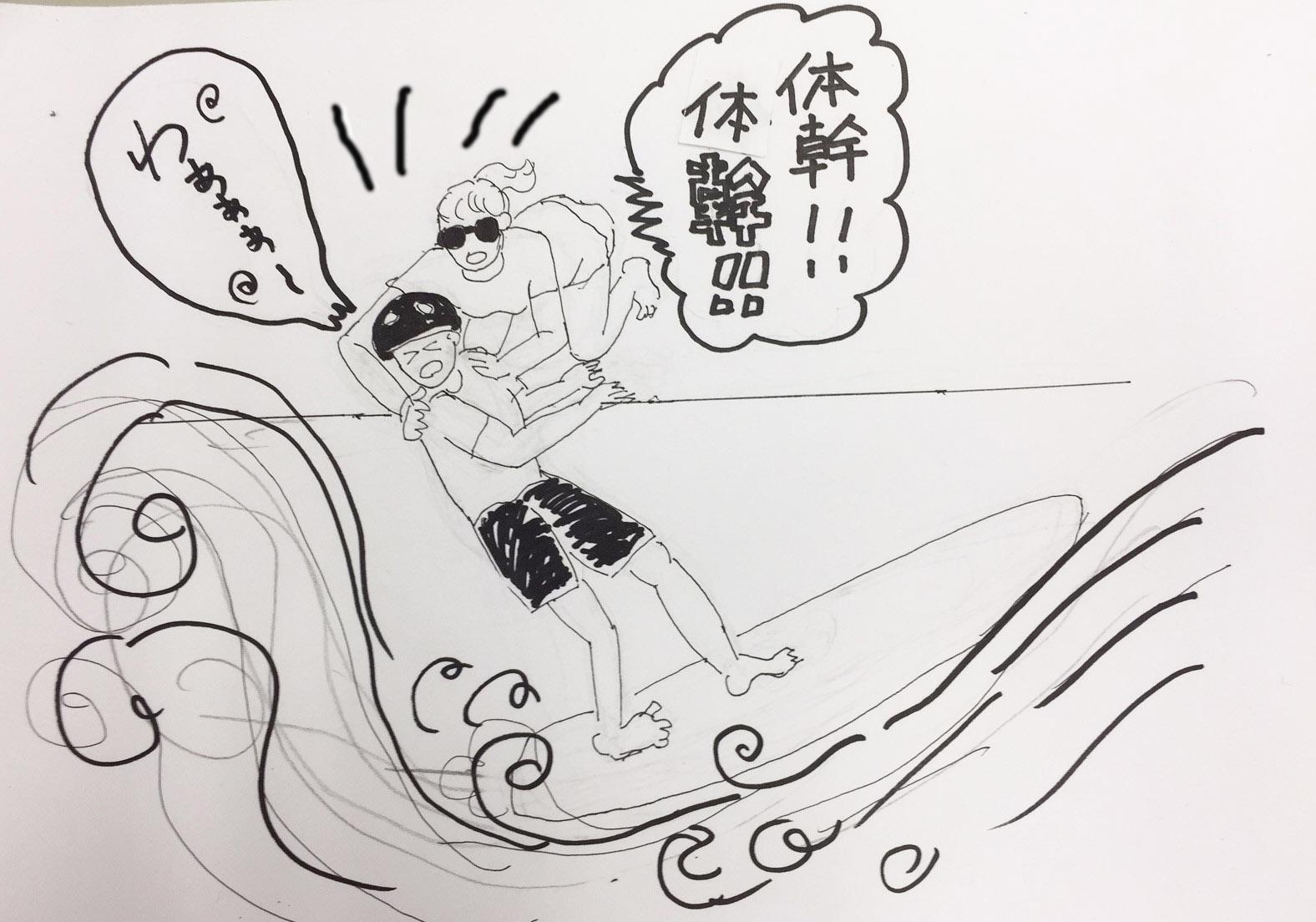 スポル 大井町人工波サーフィン